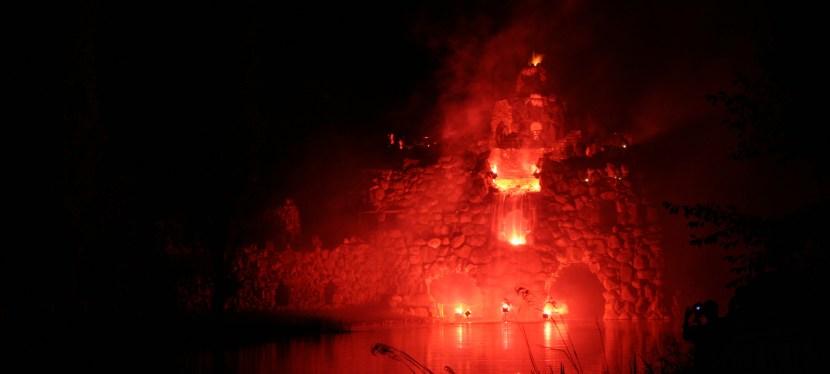 Der Vulkanausbruch 2016