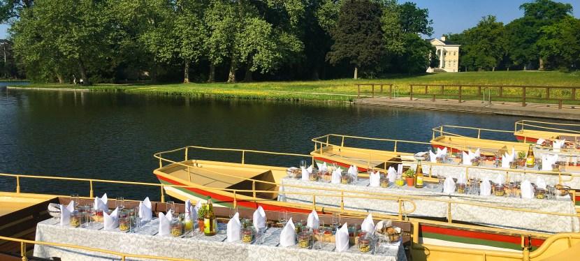 1. Seekonzert 2018 im Wörlitzer Park