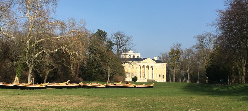 Saisoneröffnung im Wörlitzer Park 2019