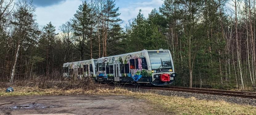 Update: Wörlitzer Eisenbahn fährt nun im Fahrplanbetrieb