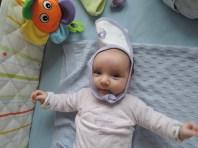 Babys anziehen