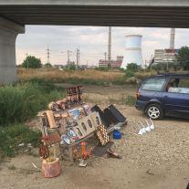 Souvenirs in Arad – die gleichen wie vor 16 Jahren