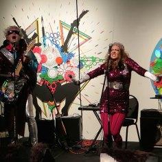 Summer Furs, performance at SOMARTS, 2015