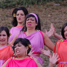 Selfie Choir (image courtesy SoEx)