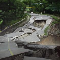 Collapse III (Bohol, Philippines 2013)
