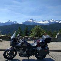 tantalus pass, sea to sky highway, BC