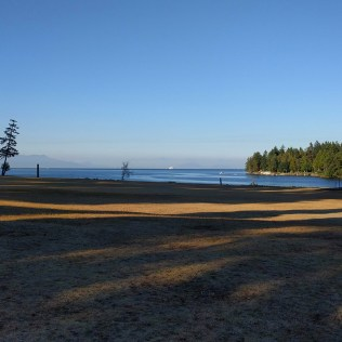 saysutshun island, nanaimo BC