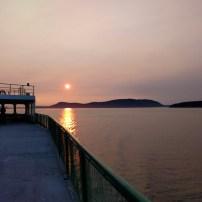 friday harbor to anacortes, WA