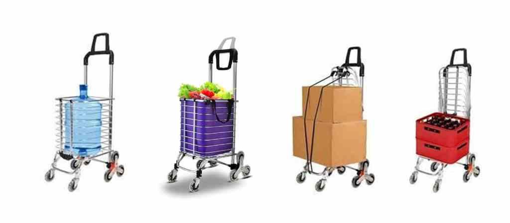carrinho de compras de utilidade