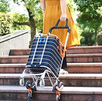 kolica za kupovinu stepenica