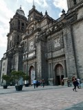 Mexico City Cathedral, Mexico City