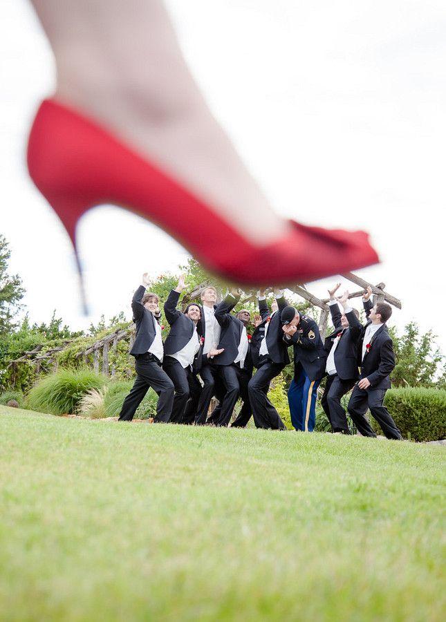 Fun Wedding Photo Props Ideas