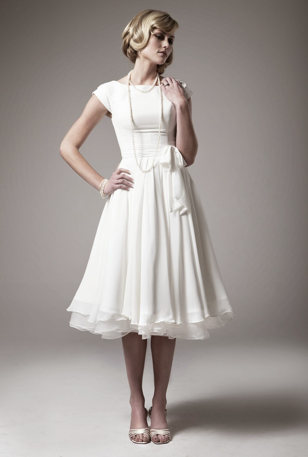 20 Casual Wedding Dresses Ideas