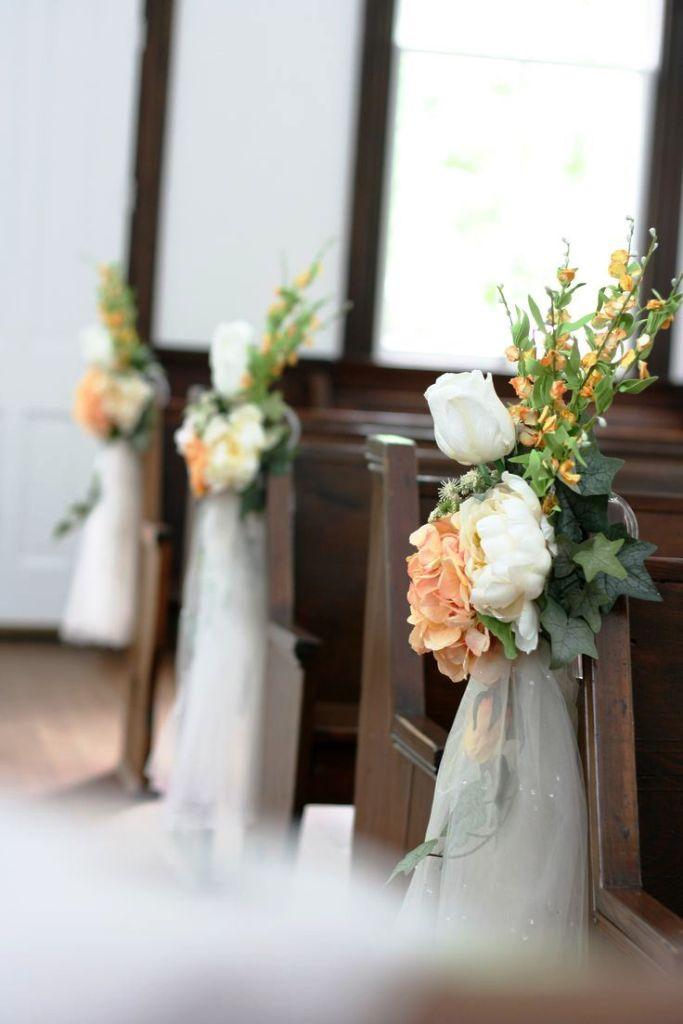 25 Church Wedding Decorations Ideas Wohh Wedding