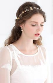 beautiful vintage wedding hairstyles