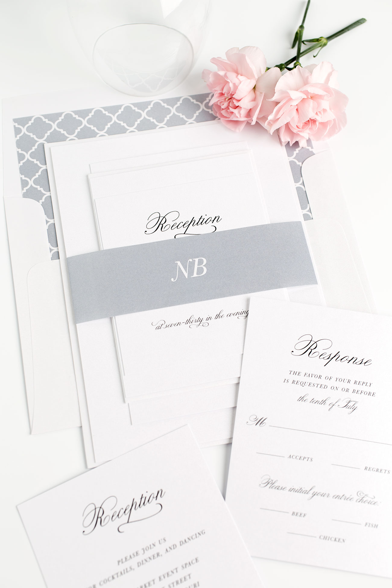 30 Classic Wedding Invitations Ideas Wohh Wedding