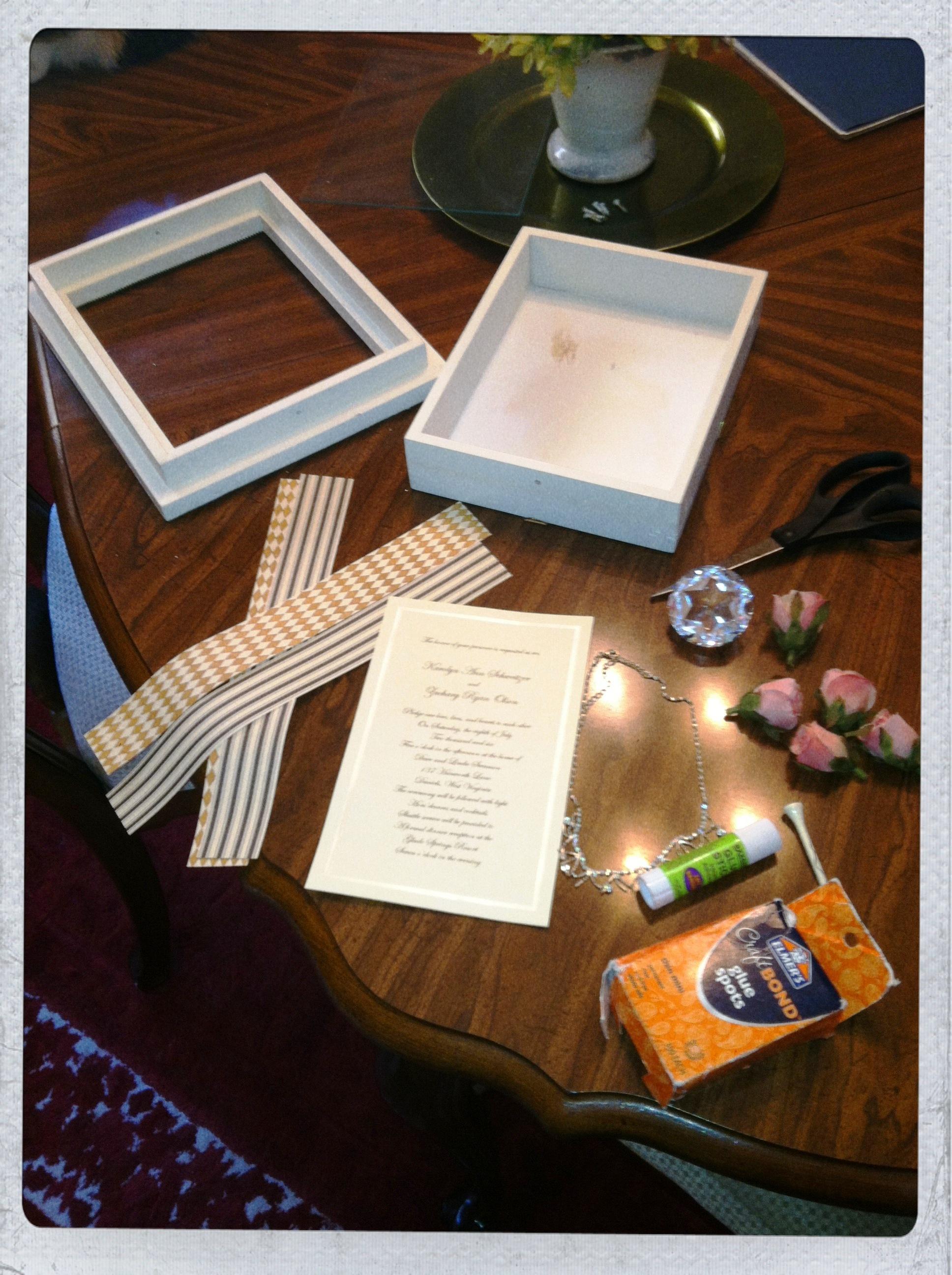 30 Box Wedding Invitations Ideas Wohh Wedding