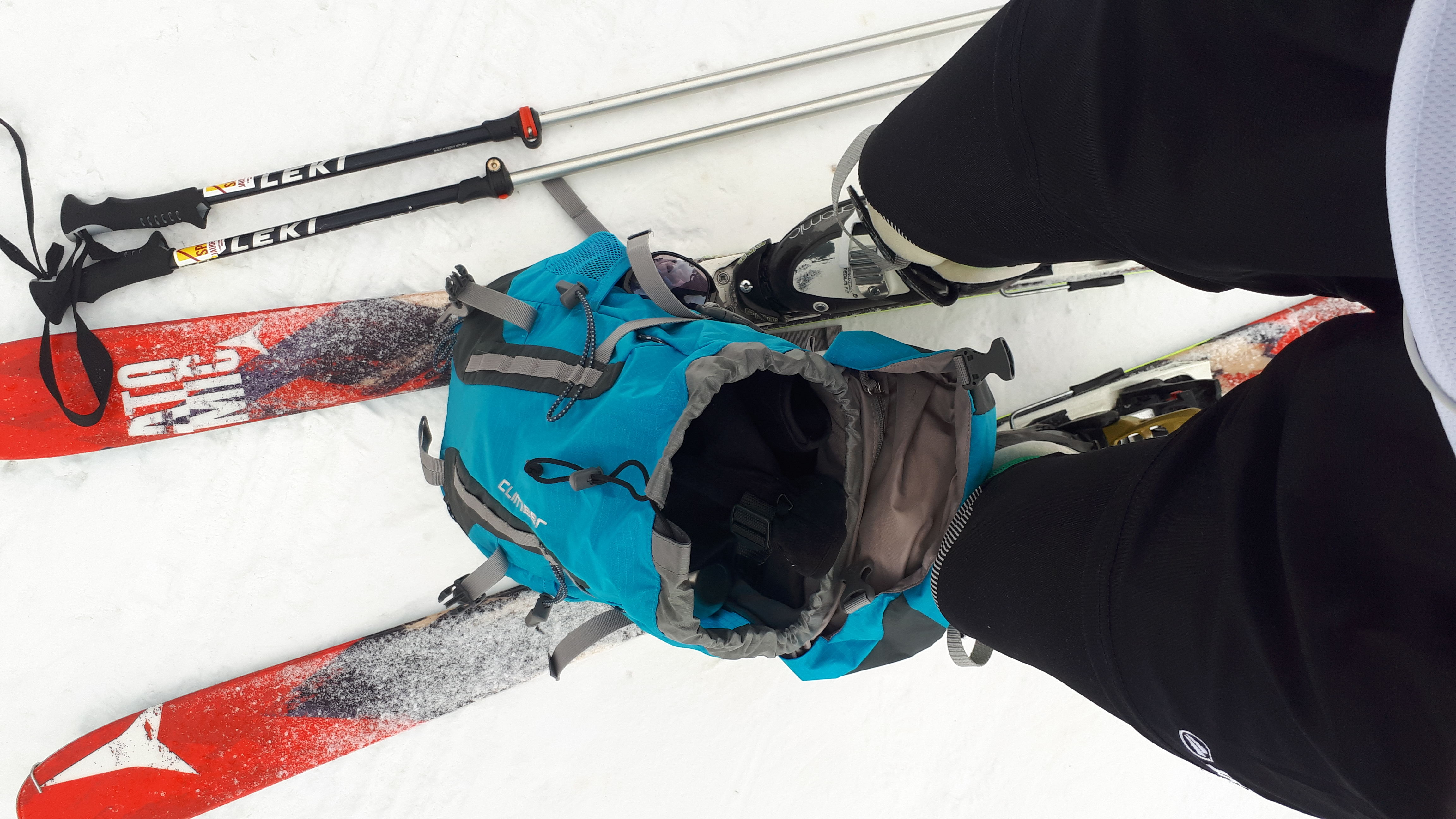 Voll im Trend: Skitouren