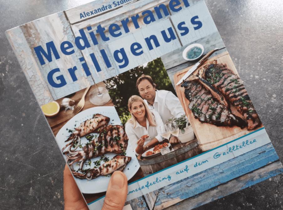 Buchtipp: Mediterraner Grillgenuss