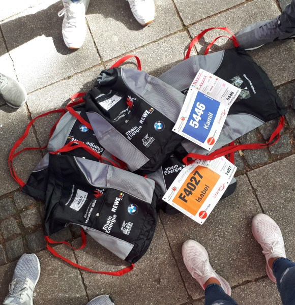 Kölnmarathon – Teil 3