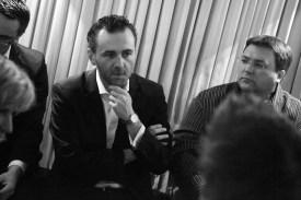 Thomas Jarzombek, Gründungsversammlung cnetz