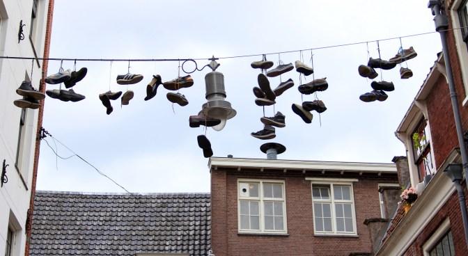 Sieben Tage – sieben Gründe: Die Sache mit den Schuhen