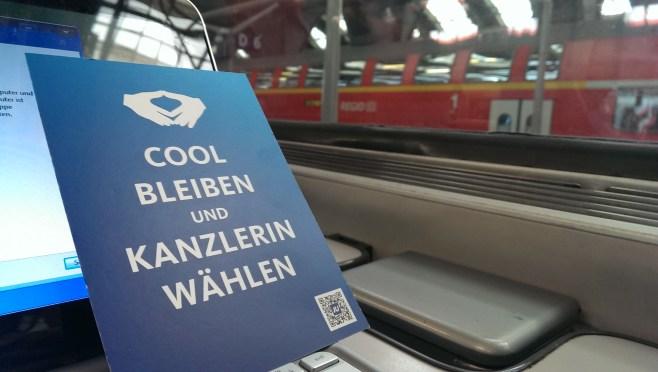 Sieben Tage – sieben Gründe: Eine Zugfahrt durch Deutschland