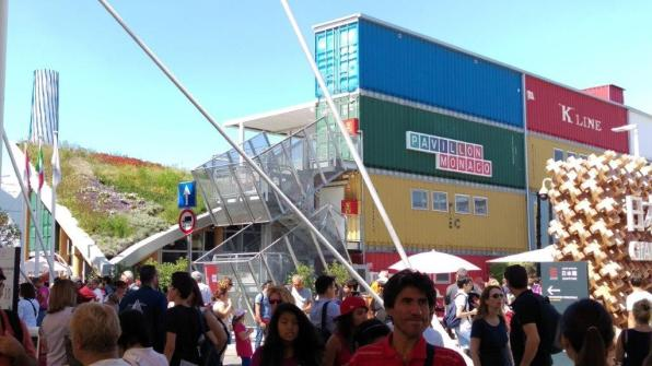 Expo Mailand 2015 - Monaco