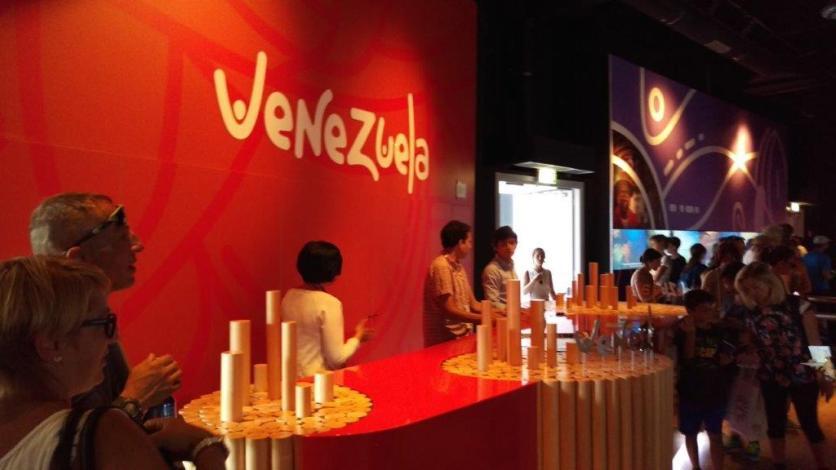 Expo Mailand 2015 - Venezuela