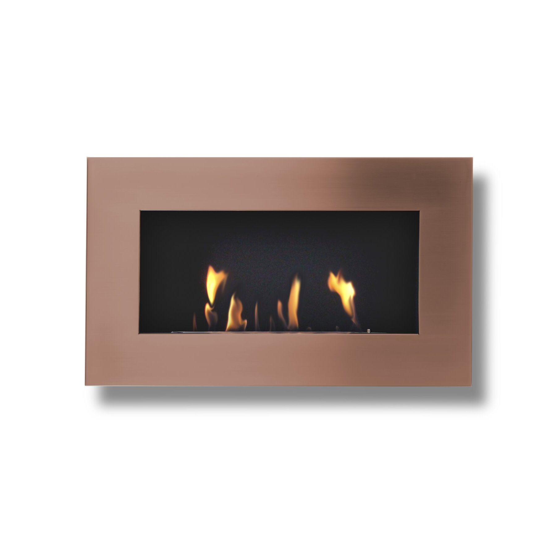 New York Plaza Decoflame Bio Ethanol Wandkamin Decoflame New York