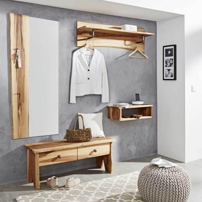 Ablage Garderobe