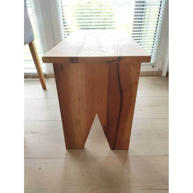 Tisch aus Zerreiche