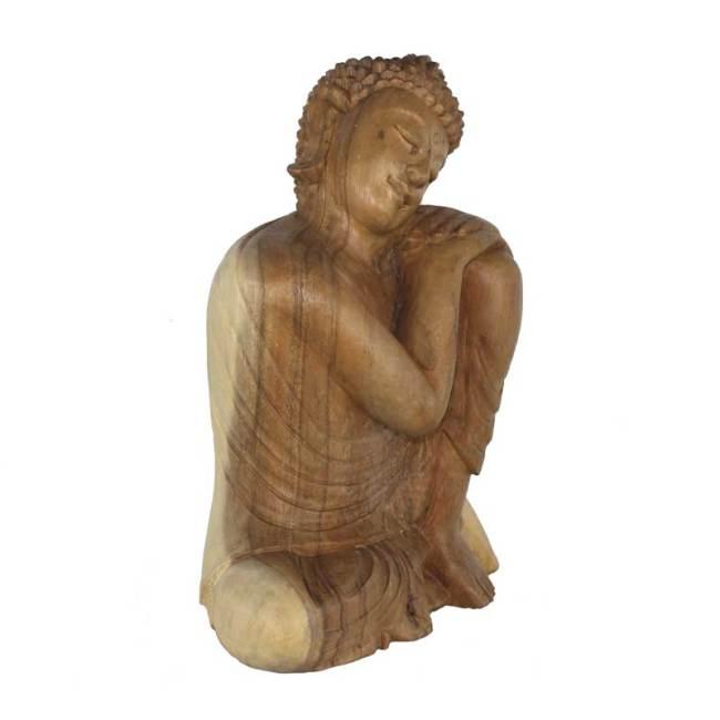 Buddha sitzend 40