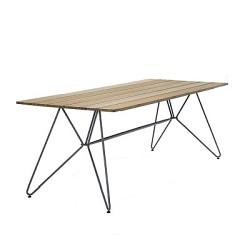 Outdoor Tisch 160 x 88 cm