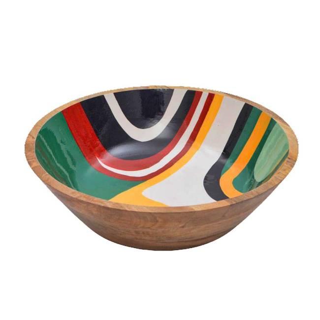 Holzschale-Mangoholz-Bunt-40-cm-Durchmesser