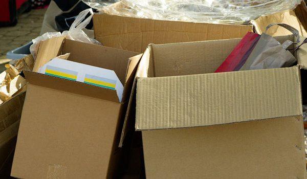 Verpackung vermeiden!