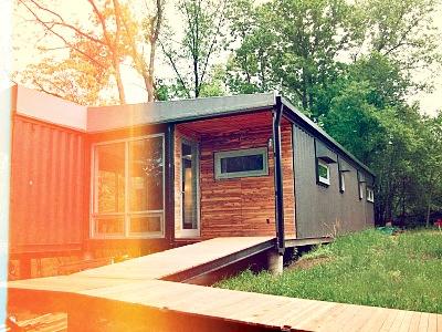 Die Front (Bilder von http://8747house.blogspot.de/)