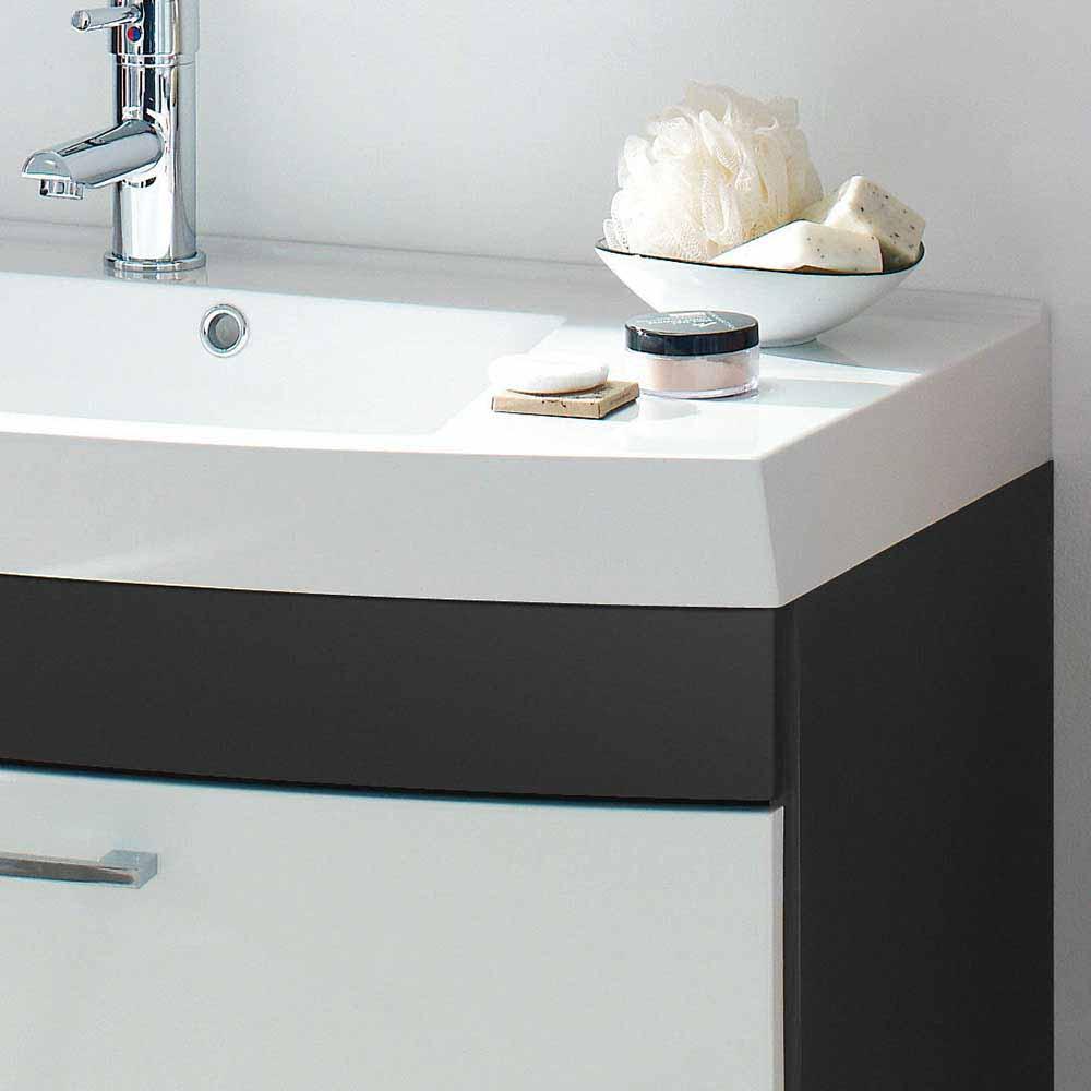 Bad Unterschrank Fur Zwei Waschbecken Badmobel Gunstig Online