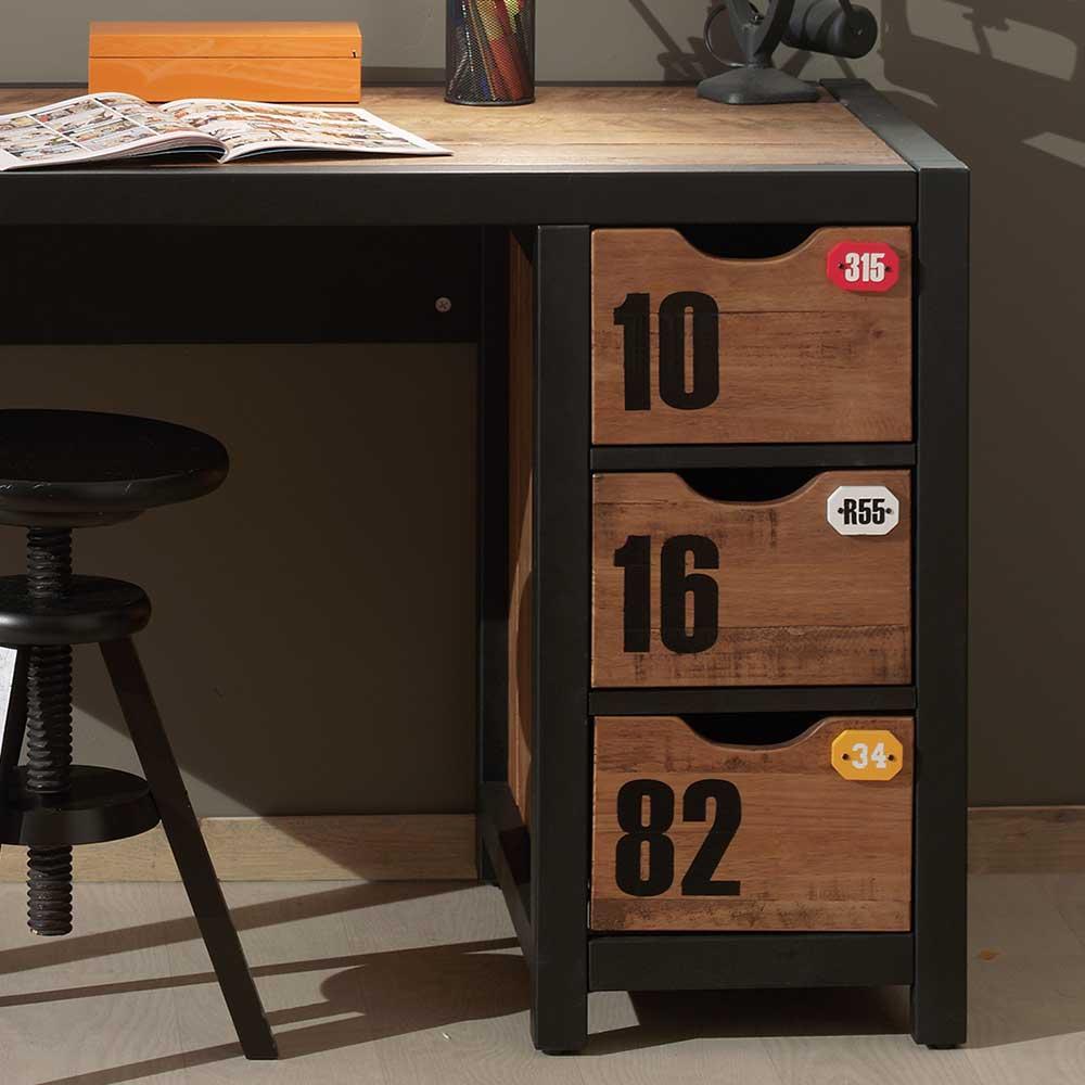 Schreibtisch Unterschrank Ikea 2021