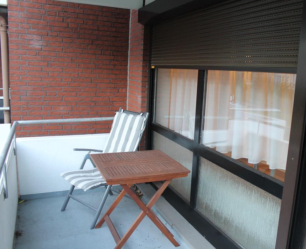 Ruhige Wohnung mit Tiefgarage  Mbliert Wohnen auf Zeit