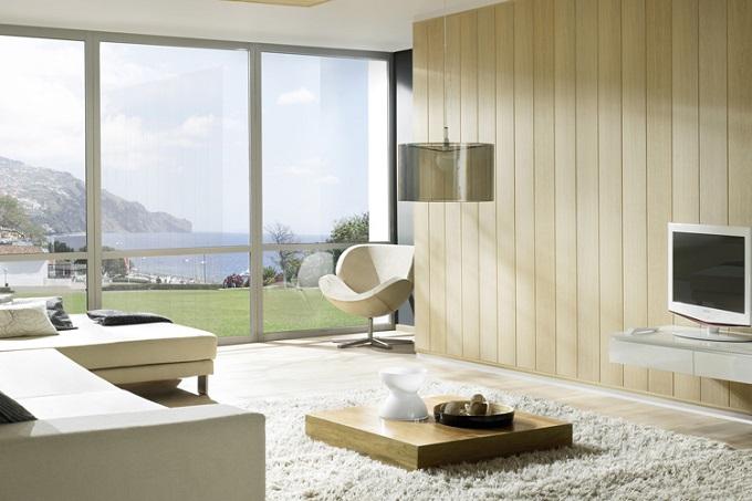 Einrichten mit Holz  Wohnen mit Klassikern