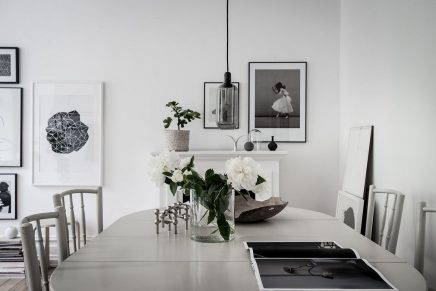 Luftige Wohnzimmer Mit Netten Artikeln  Wohnideen Einrichten