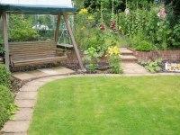 Rasen anlegen -die richtige Form entsprechend der ...