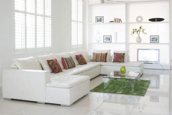 teppich wohnzimmer grau elegant wei es ecksofa - boisholz, Mobel ideea