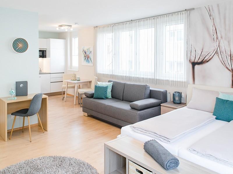 Einzimmerwohnung einrichten: 5 Ideen und inspirierende Bilder