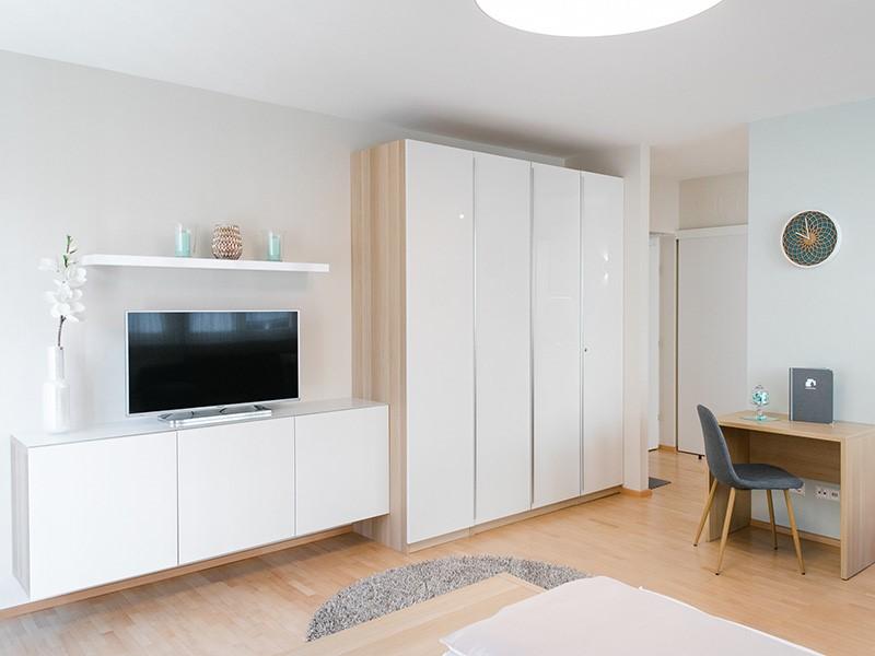 Einzimmerwohnung einrichten 5 Ideen und inspirierende Bilder