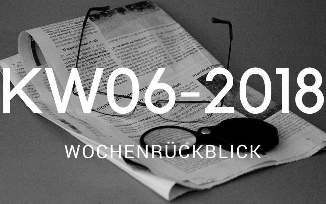 Camping News Wochenrückblick – KW06/2018