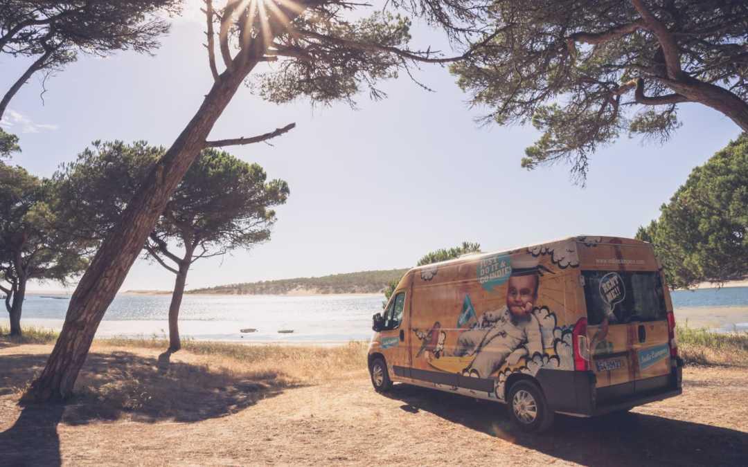 Indie Campers Reisen mit dem Mietmobil