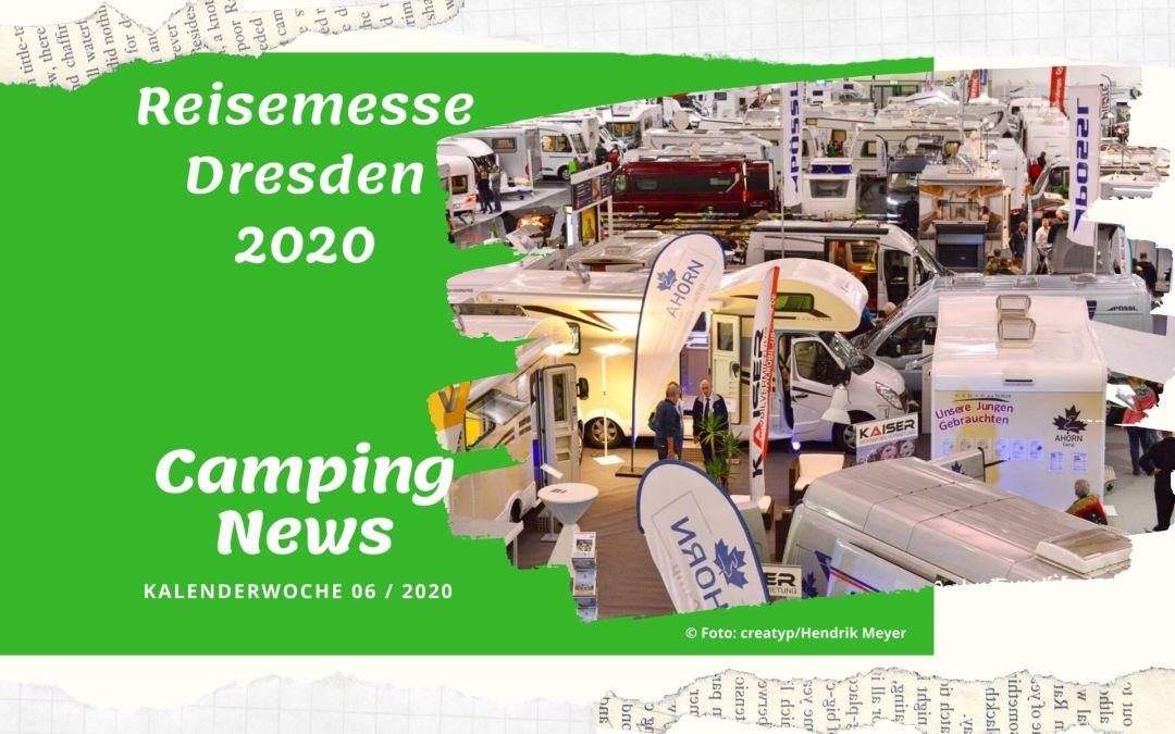Wochenrückblick Camping News KW06-2020