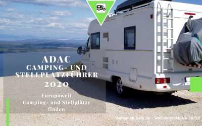 Camping News Wochenrückblick – KW10/2020